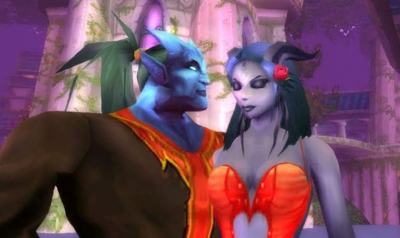 Finding Love on WoW
